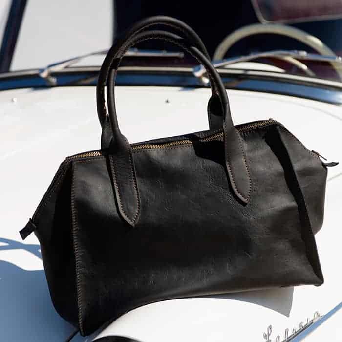 kožená kabelka BETTY