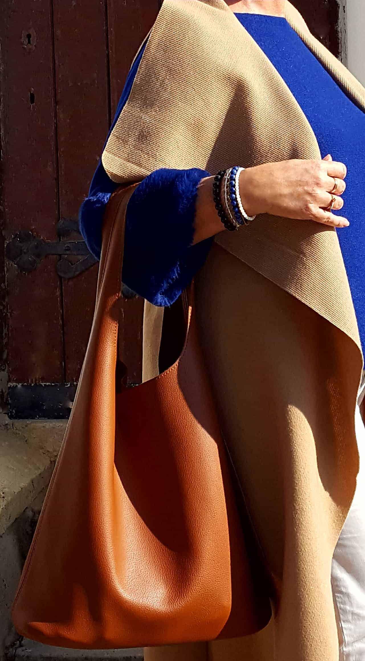 kožená kabelka ALFA